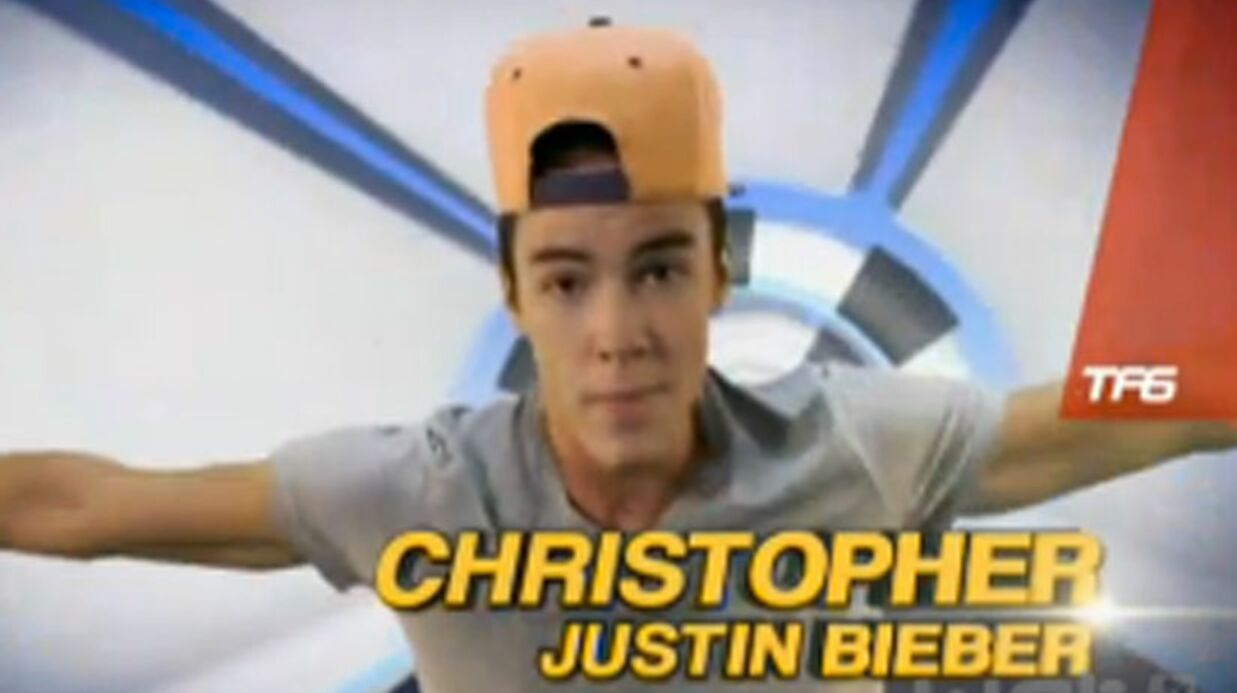 Christopher Bieber, le sosie de Justin Bieber, victime d'un grave accident