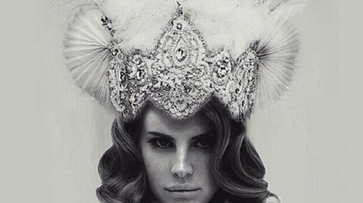 La chanson de Lana Del Rey qui a fuité sur internet n'est pas sur le prochain album