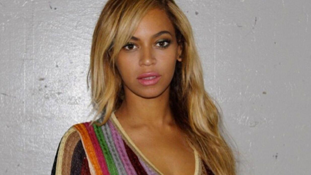 Beyoncé fait une déclaration d'amour à Jay-Z en musique