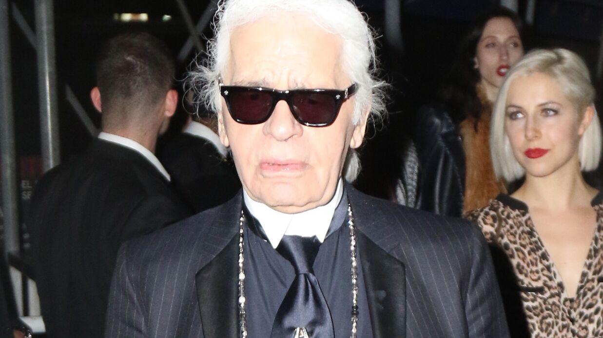 Karl Lagerfeld: grâce à lui,  sa chatte Choupette est millionnaire!