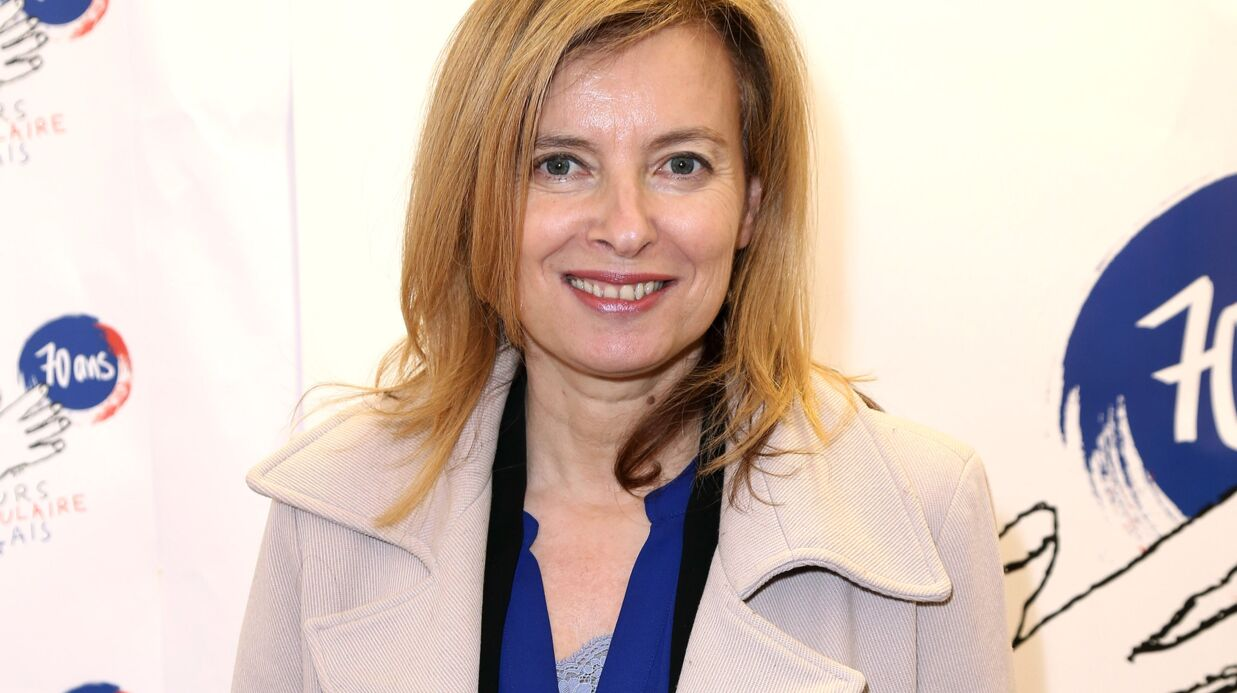 Valérie Trierweiler attaque Laurent Ruquier à cause d'une remarque sur son fils