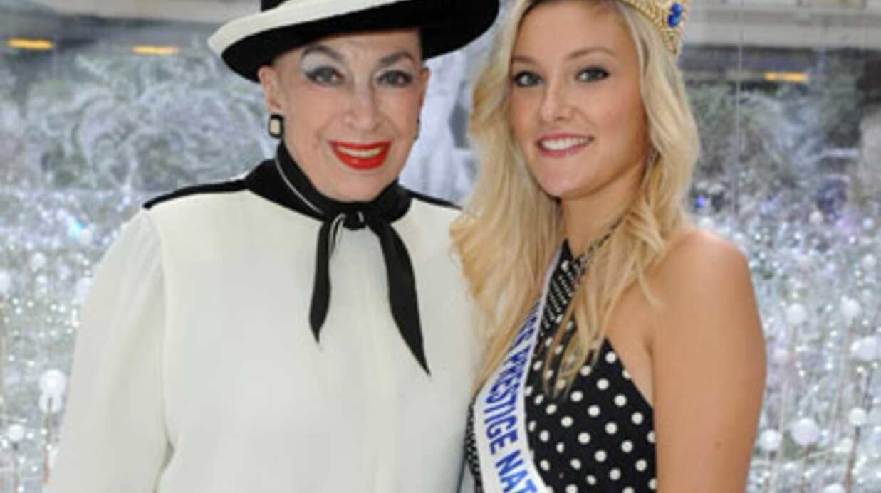 PHOTOS Geneviève de Fontenay et Miss Prestige enfin réunies!