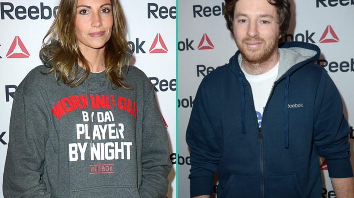 PHOTOS Alexandra Rosenfeld et Jean Imbert très décontractés pour Reebok