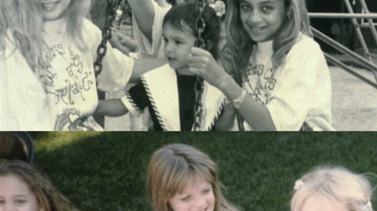 PHOTO Reconnaissez-vous les deux célébrités sur ce cliché?