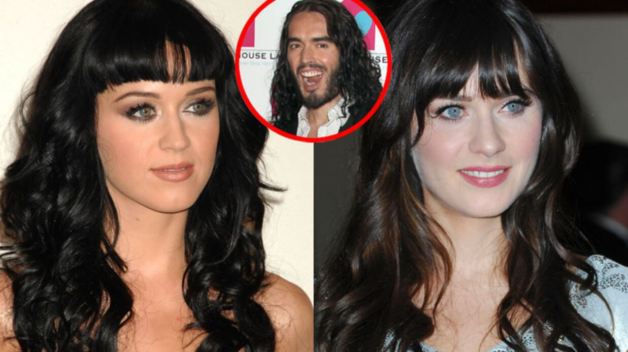 Russell Brand drague le sosie de Katy Perry