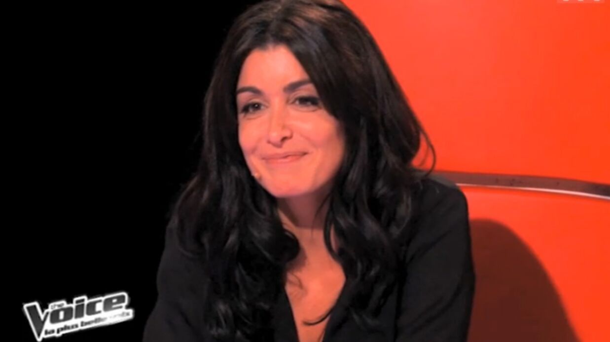 Jenifer se défend de jouer de ses charmes pour recruter sur The Voice