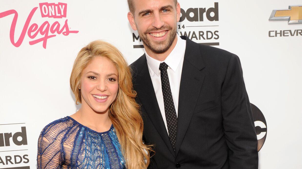 Shakira dévoile la première photo de son deuxième fils: il tient de Gérard Piqué