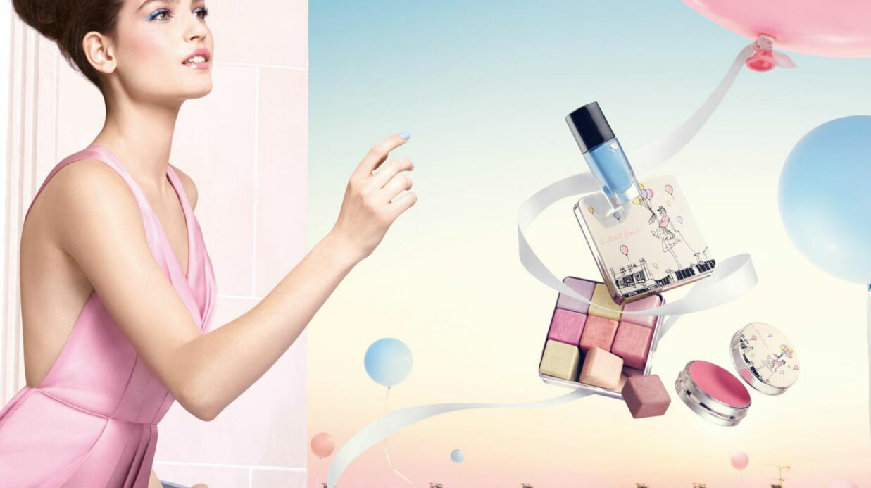 From Lancôme with Love, la collec­tion de maquillage prin­temps 2016