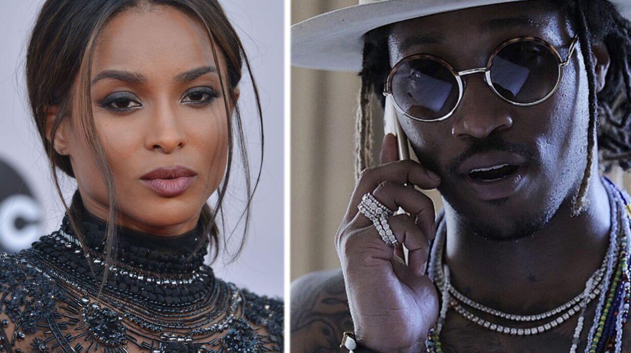Le rappeur Future accuse son ex Ciara de l'empêcher de voir leur fils