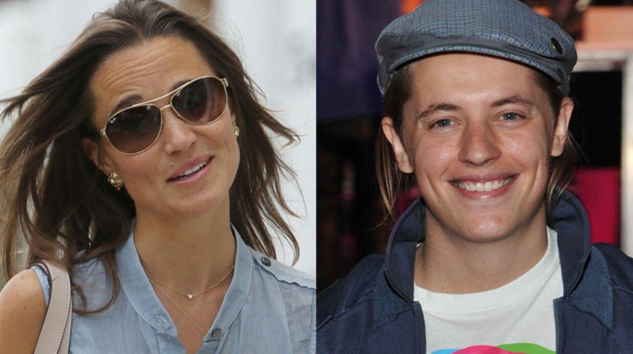 Pippa Middleton: les Anglais la voient avec Pierre Sarkozy