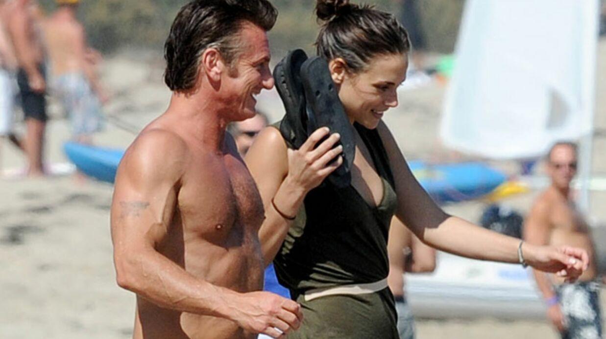 PHOTOS Sean Penn présente sa nouvelle copine