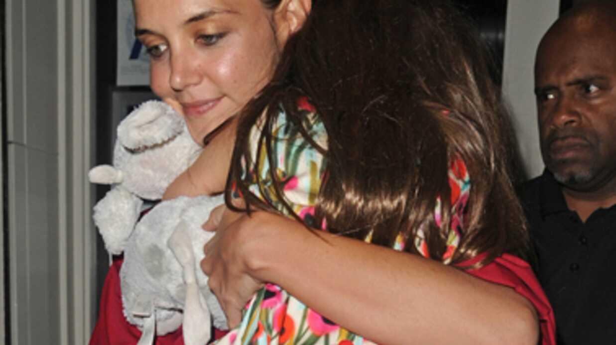 PHOTOS Katie Holmes essaie de vivre normalement avec Suri
