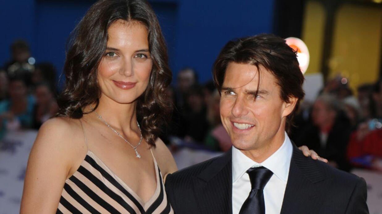 Katie Holmes était la marionnette de Tom Cruise