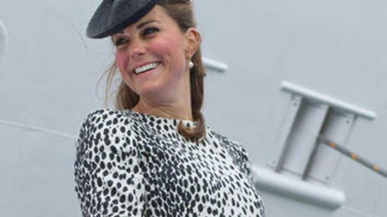 Les prénoms pressentis pour le Royal Baby de Kate Middleton et William