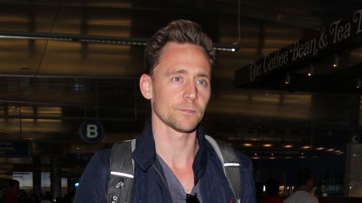 PHOTOS Vu avec un débardeur «I love Taylor Swift», Tom Hiddleston est la risée de la toile