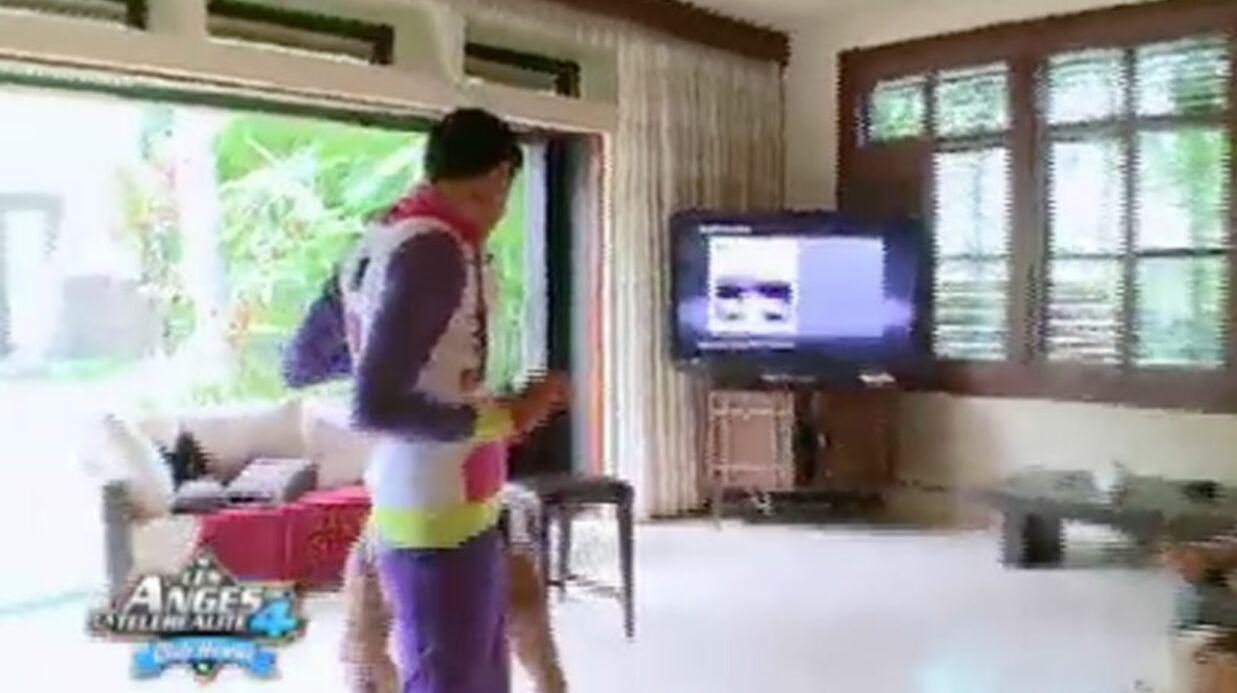 Les anges de la téléréalité 4: Bruno va tourner son premier clip (ou pas)