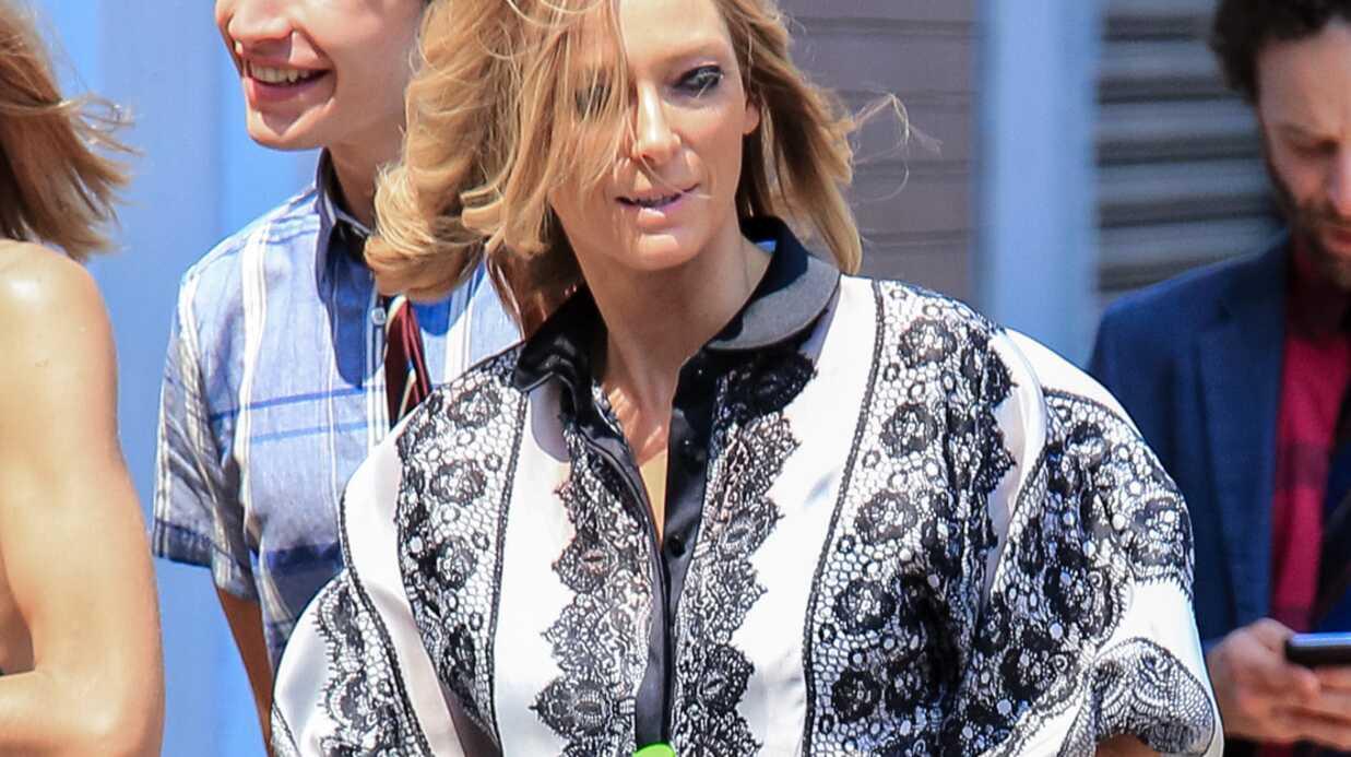 PHOTOS Arriverez-vous à reconnaître cette célèbre actrice? (C'est TRÈS étonnant)