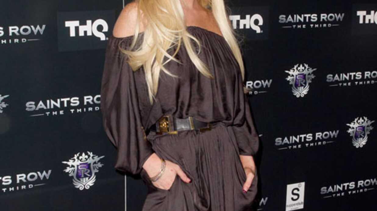 Affaire du piéton renversé: Lindsay Lohan relaxée
