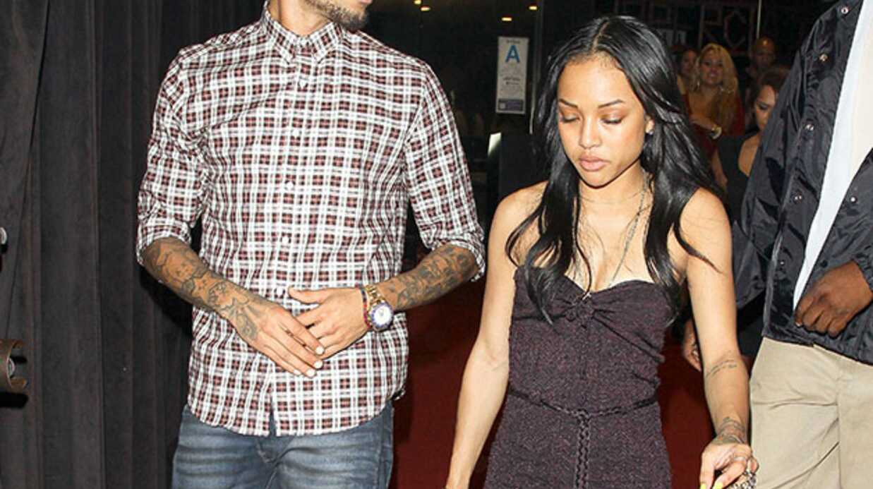 Chris Brown fête son anniversaire avec son ex
