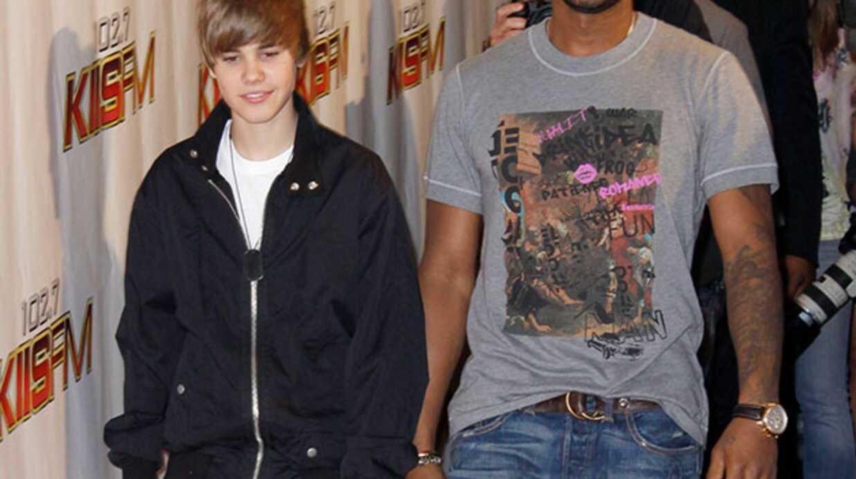 Plainte de 10 millions de dollars contre Justin Bieber et Usher