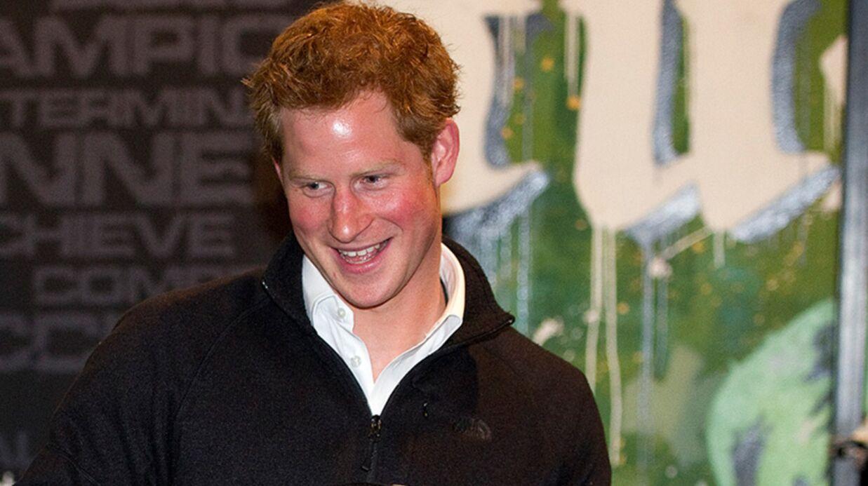 Le Prince Harry aurait révélé le sexe du bébé de Kate Middleton