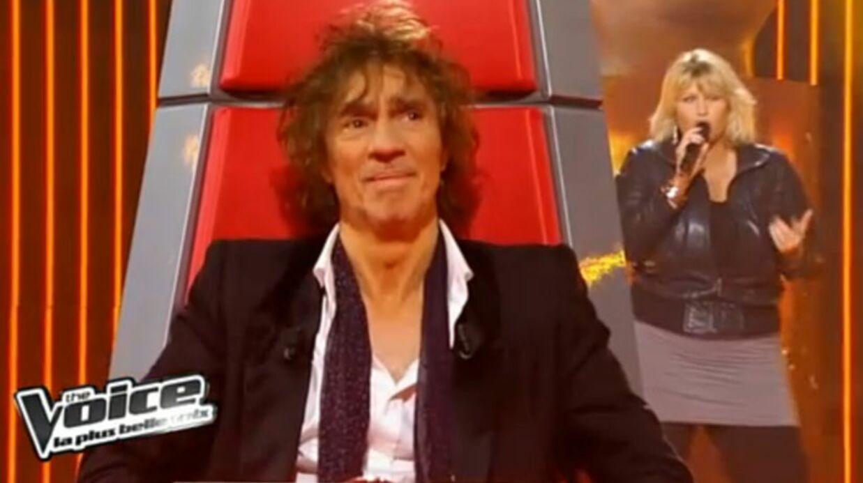 The Voice: Louis Bertignac avait d'abord refusé d'en être