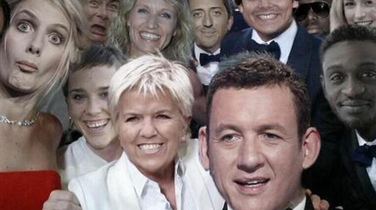 DIAPO Selfie des Oscars: les meilleurs détournements et les «imitations» françaises