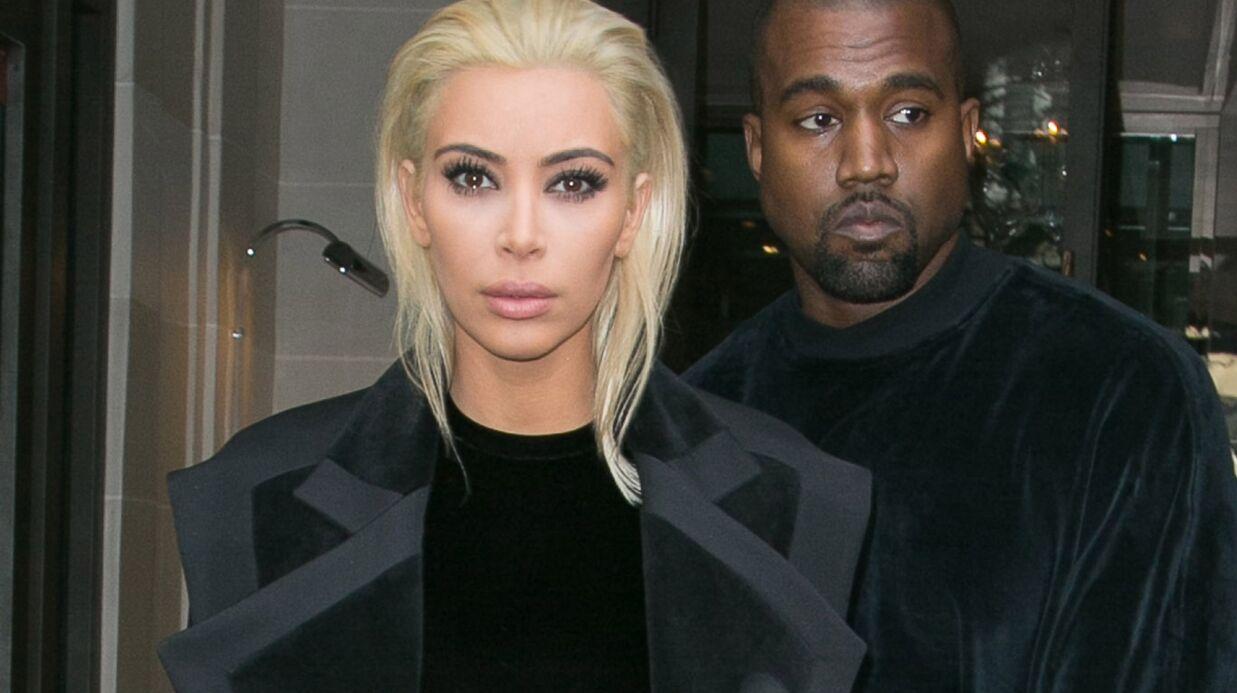 PHOTOS Kim Kardashian en blond platine: un gros raté!