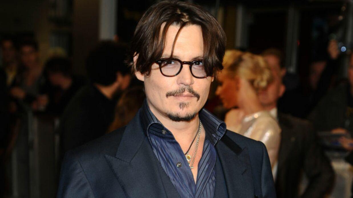 Johnny Depp ébahi par le talent de sa fille