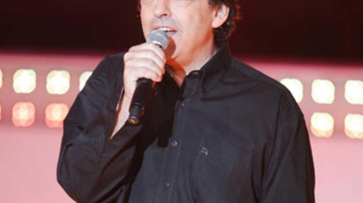 Claude Barzotti: le chanteur victime d'un infarctus