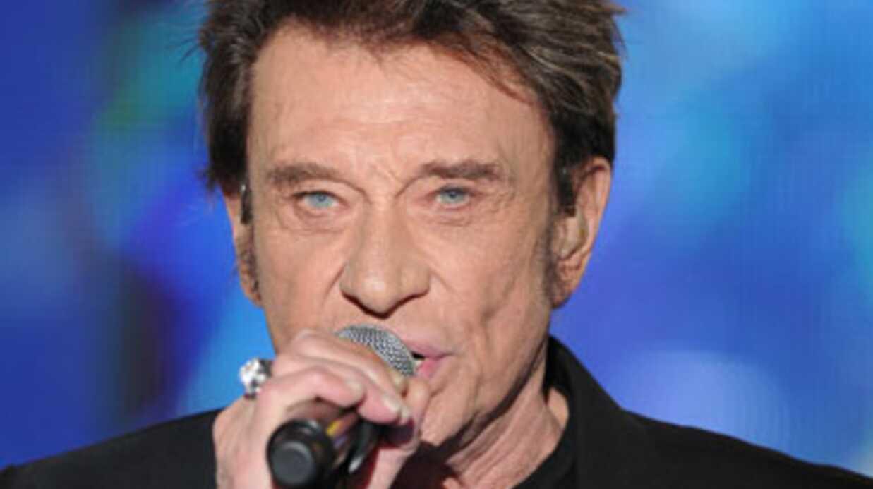 Johnny Hallyday dévoile sept titres de son dernier album