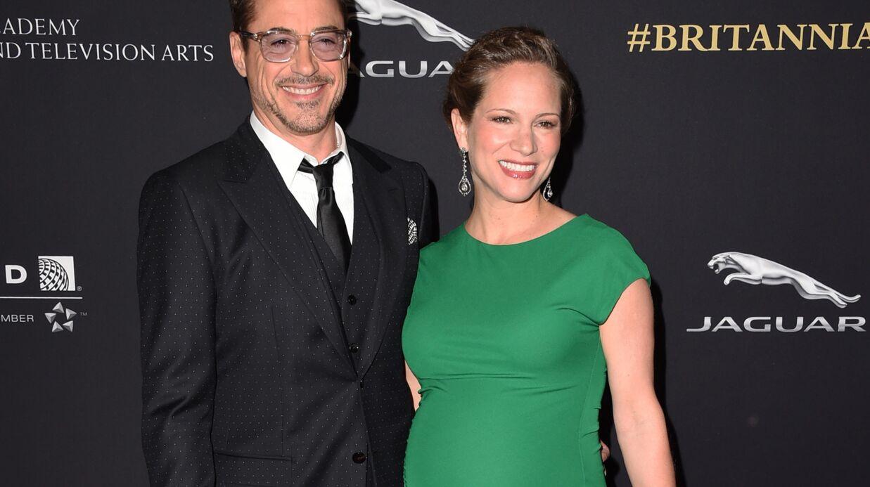 Robert Downey Jr papa d'une petite fille!