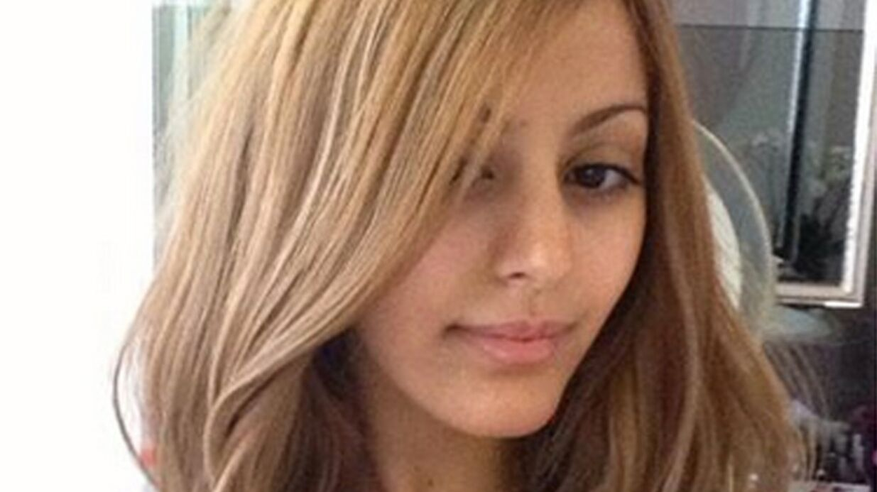 PHOTO Découvrez Zahia Dehar sans maquillage