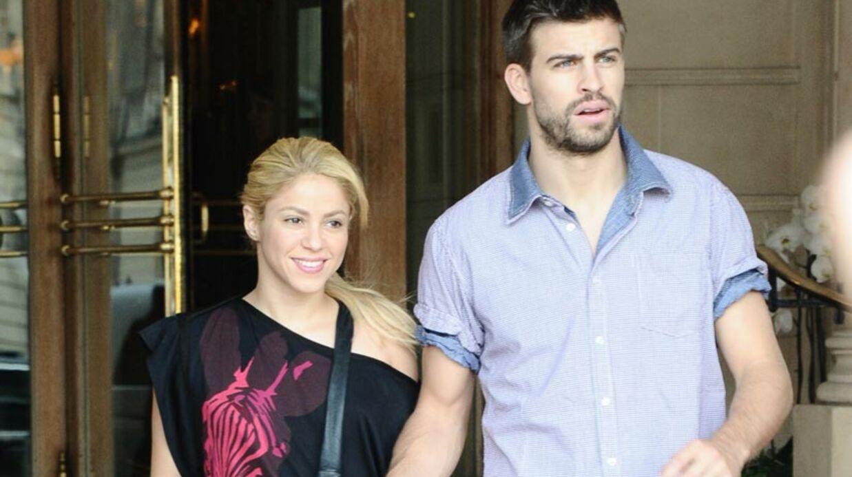 Shakira aurait largué Gerard Piqué