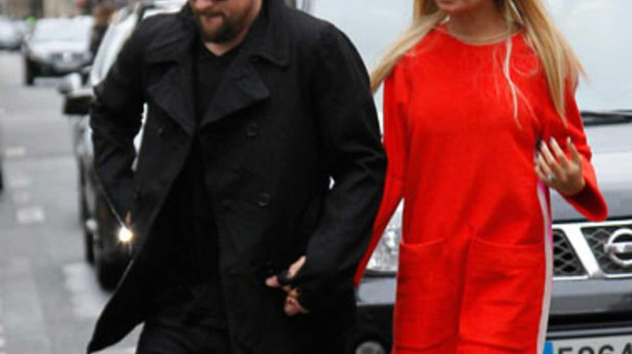 DIAPO Nicole Richie et Joel Madden à Paris