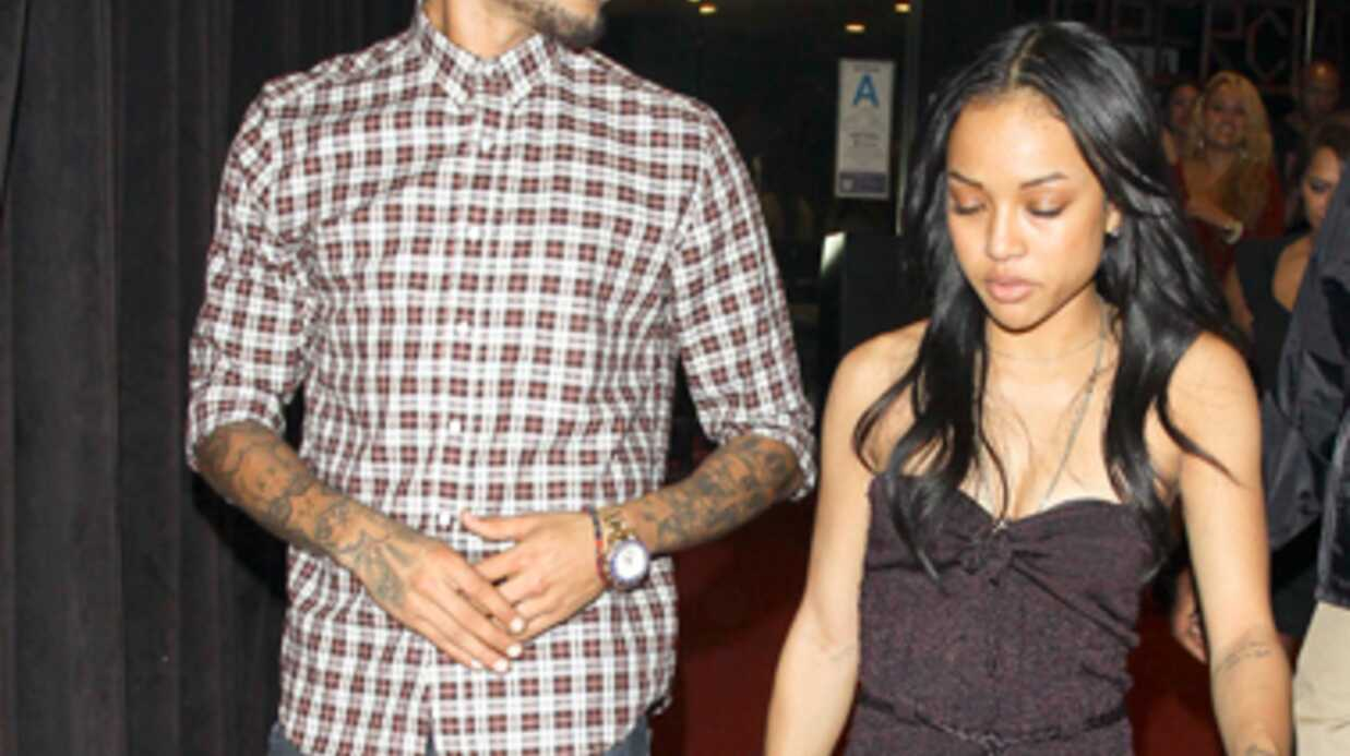 Chris Brown céli­ba­taire à cause de Rihanna, son ex se sent trahie