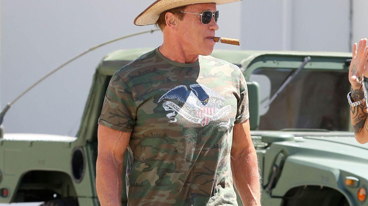 Arnold Schwarzenegger invité à l'Elysée par François Hollande