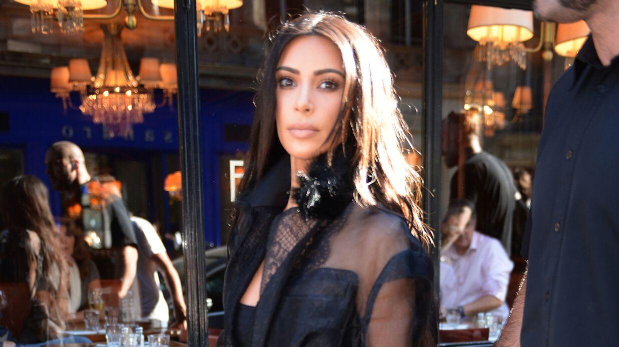 Le témoignage de Kim Kardashian à la police révélé: l'élément qui a attiré son attention