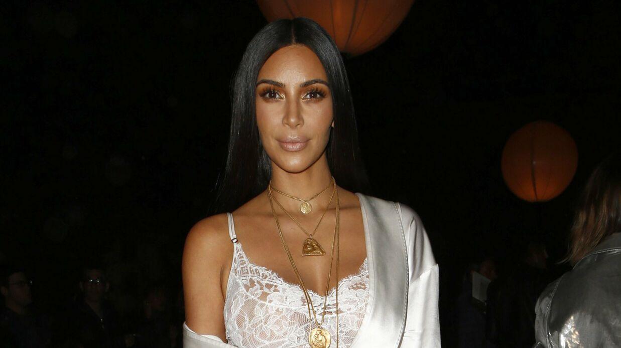 Kim Kardashian s'est libérée toute seule avant d'appeler son garde du corps