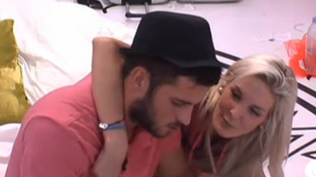 VIDEO Secret Story 5 : Marie embrasse Zelko