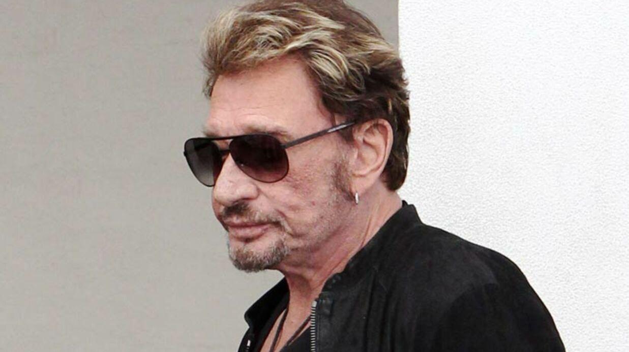 Johnny Hallyday est toujours hospitalisé à Los Angeles