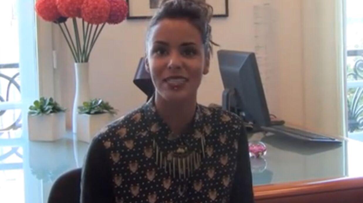 VIDEO Shy'm confirme sa participation dans le jury de Danse avec les stars