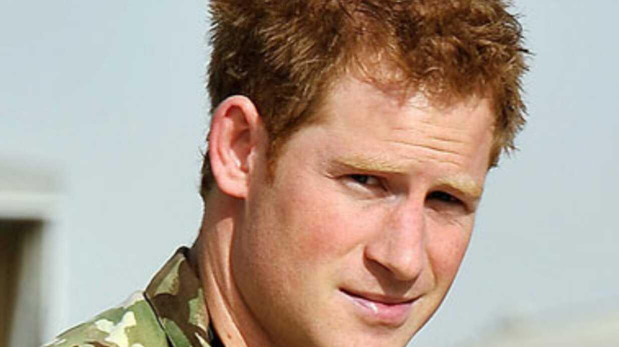 Le prince Harry a échappé à une effroyable tentative d'assassinat en 2012