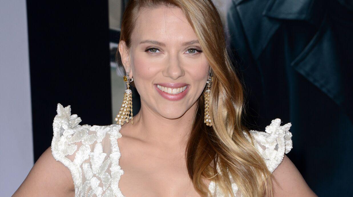 Scarlett Johansson a accouché d'une petite fille!