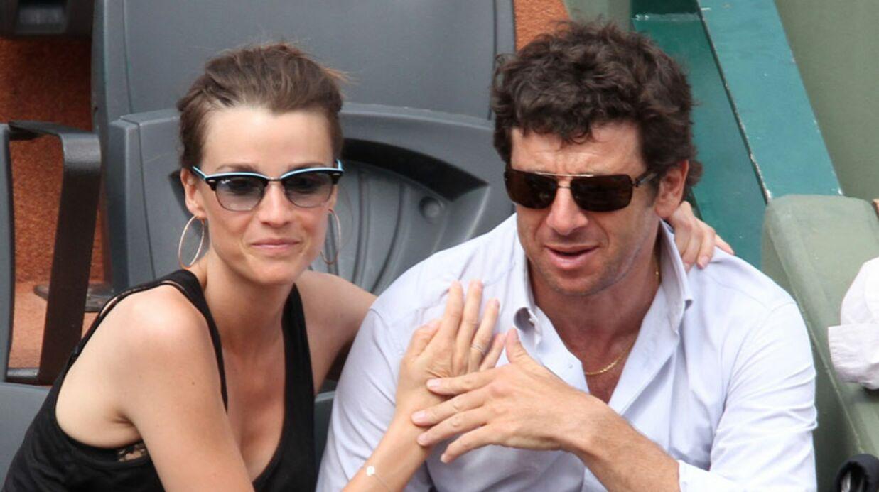 Céline Bosquet et Patrick Bruel, «c'est compliqué»