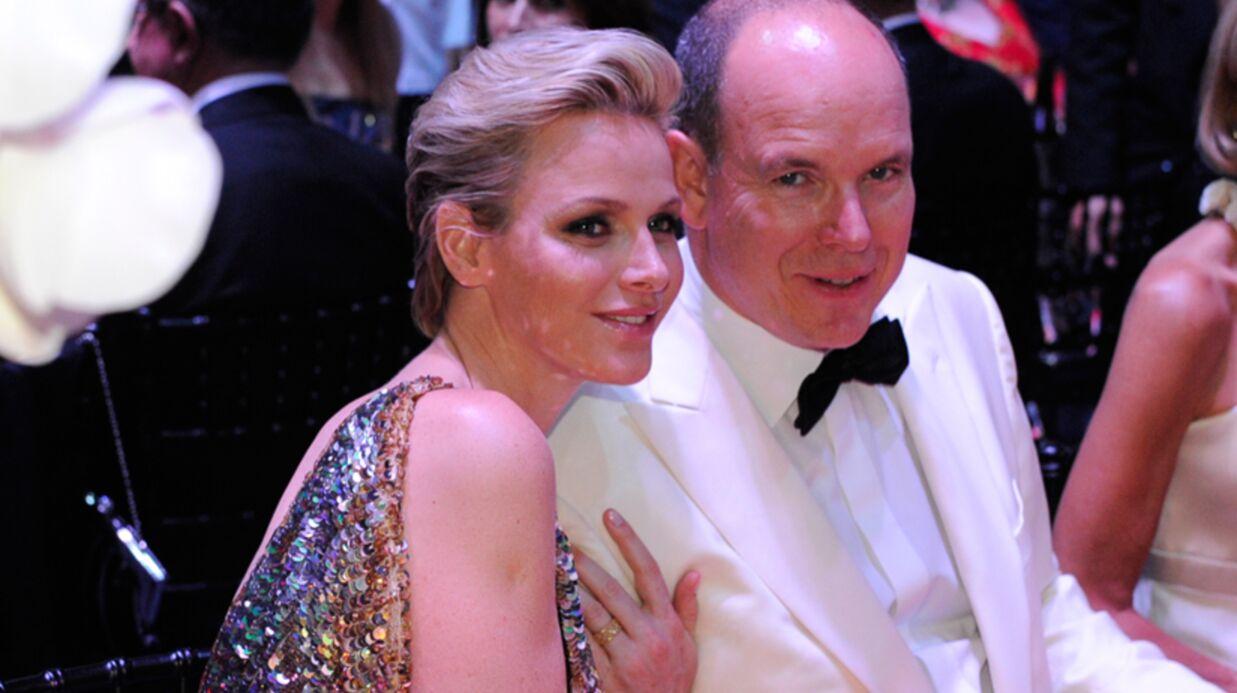PHOTOS Albert II et Charlène de Monaco au gala de la Croix Rouge