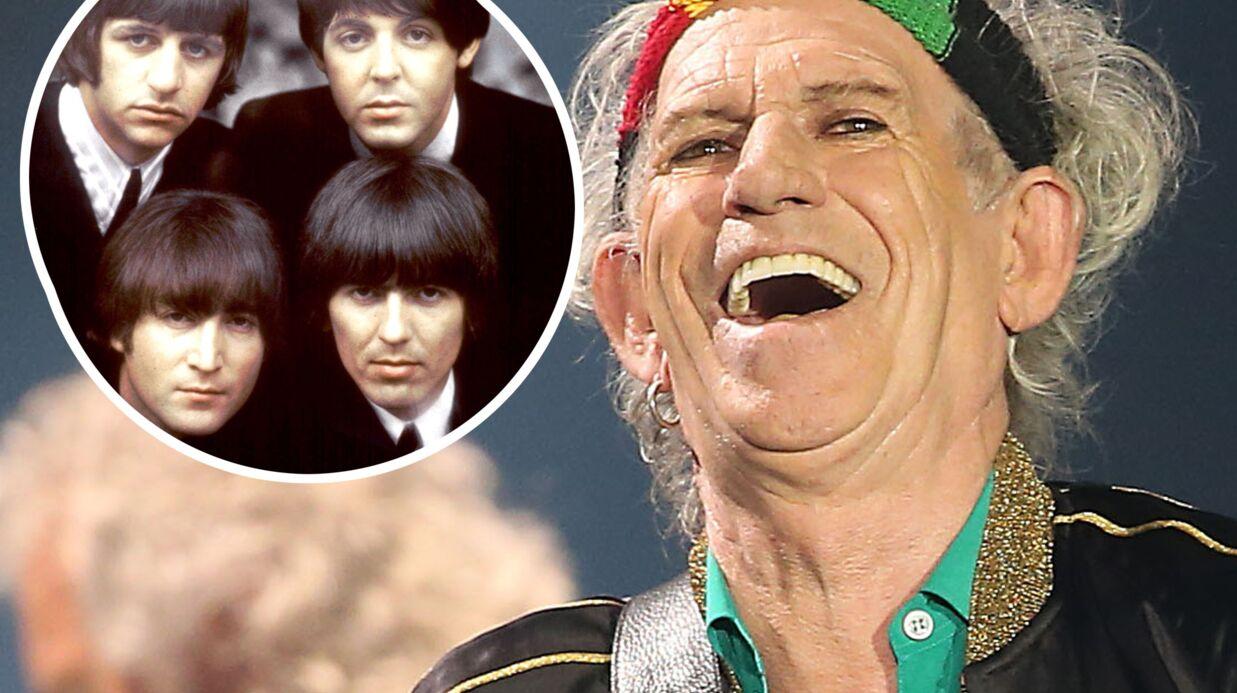 Keith Richards (Rolling Stones) démonte l'album Sergent Pepper des Beatles