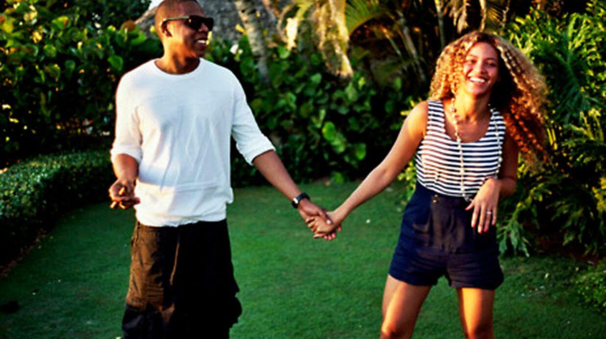 PHOTOS Beyoncé poste sur le net des clichés intimes