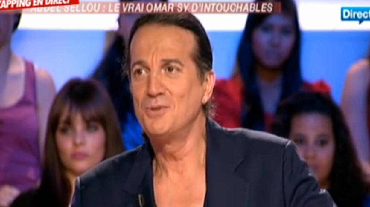 VIDEO Francis Lalanne attaqué gratuitement par Abdel, le vrai Driss d'Intouchables