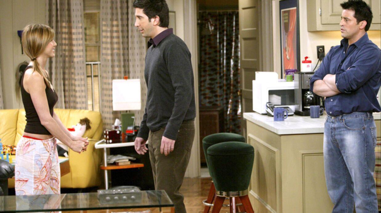 Les acteurs de Friends étaient contre l'histoire entre Joey et Rachel